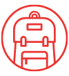 backpack icon image