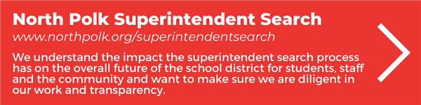 North Polk Superintendent Search