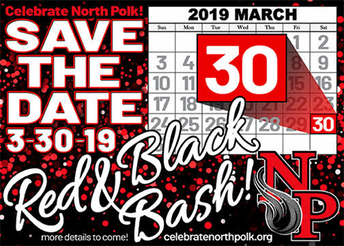 Celebrate North Polk event graphic