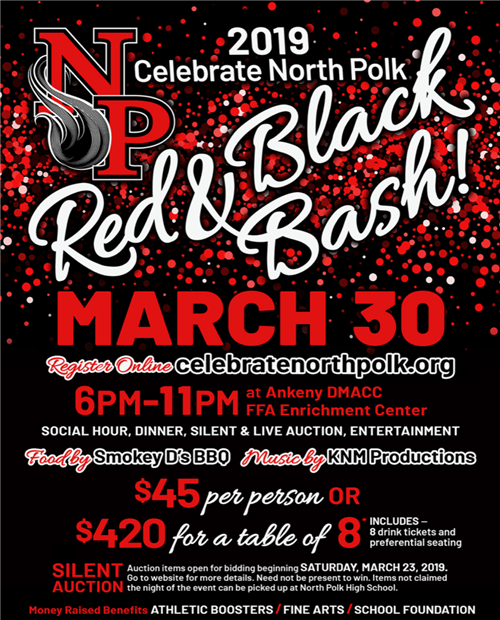 2019 Red and Black Bash